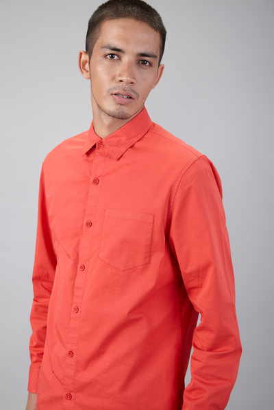 regular button down shirt