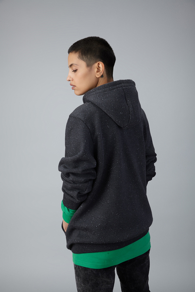 double string hoodie