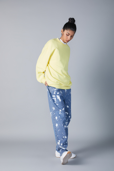 artist jeans