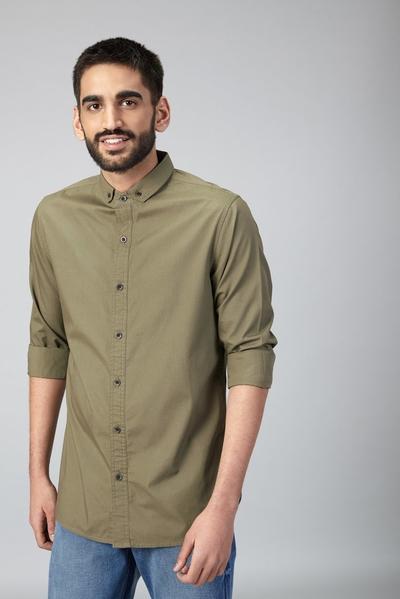arrow collar shirt