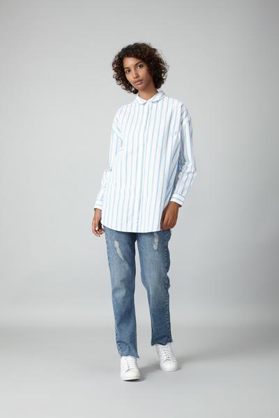 big shirt