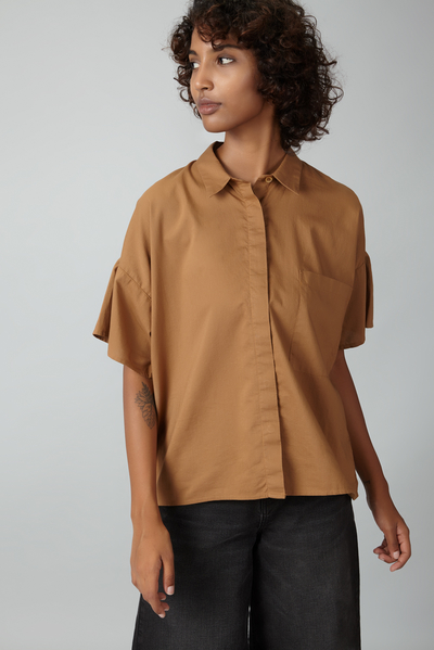 flutter shirt
