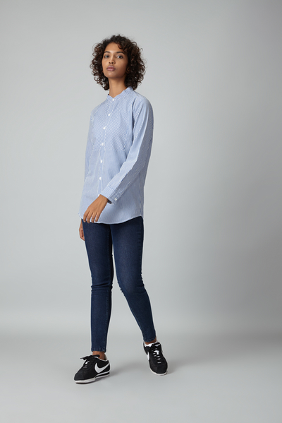 yoke shirt