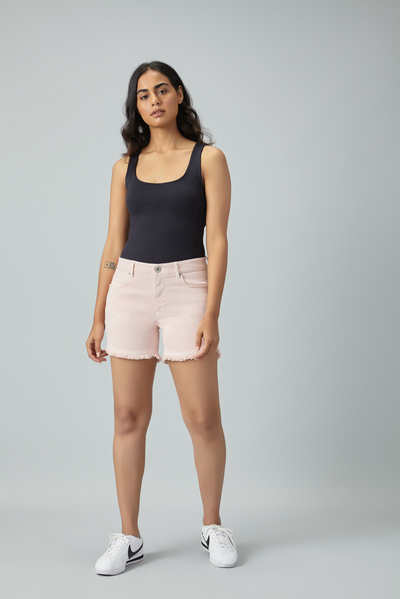 denim summer shorts