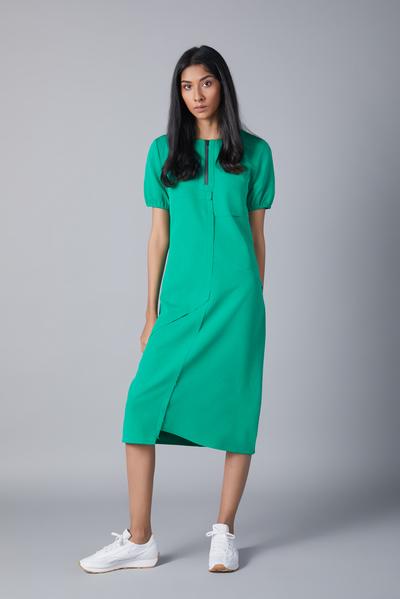cut and sew dress