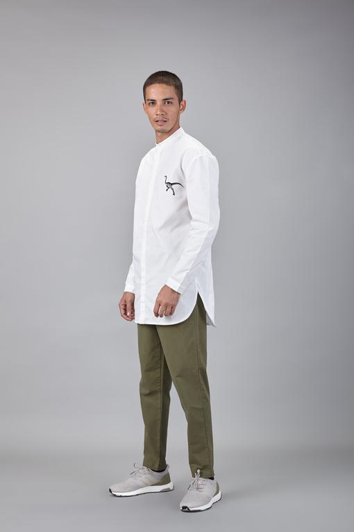 hybrid dino shirt
