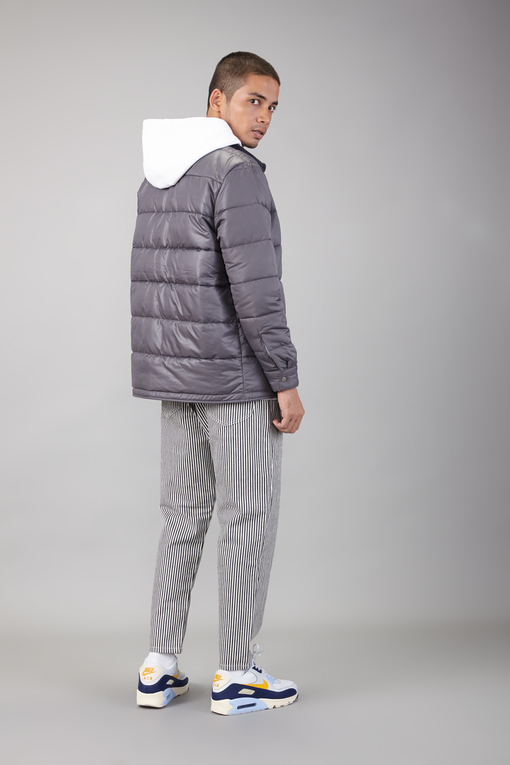 quilted shacket