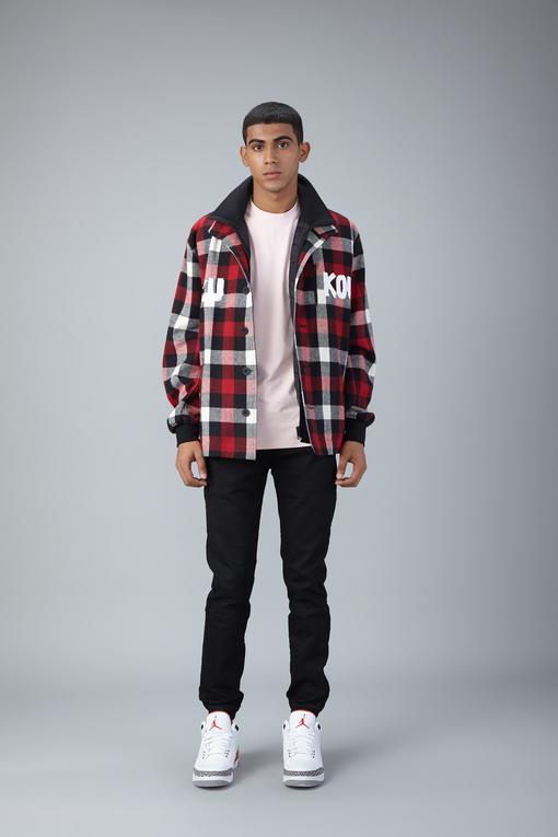 dzouku jacket with detachable lining