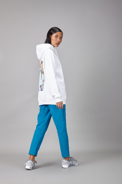 cropped trouser