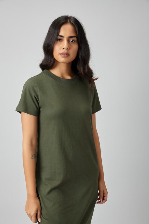 tshirt maxi