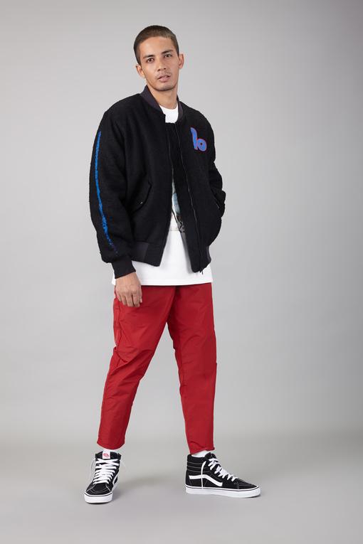 street bomber jacket