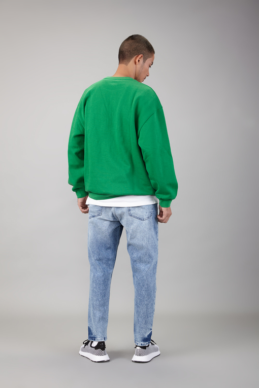 vintage tapered jeans