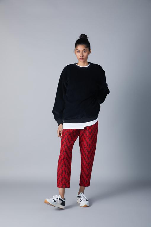 corduroy sweatshirt