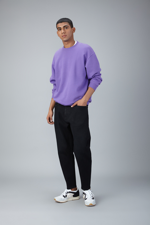 0118 tapered jeans