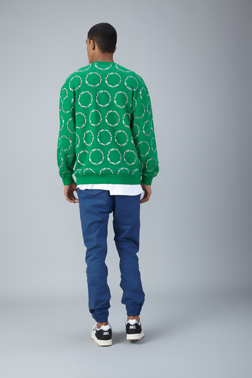 infinity sweatshirt