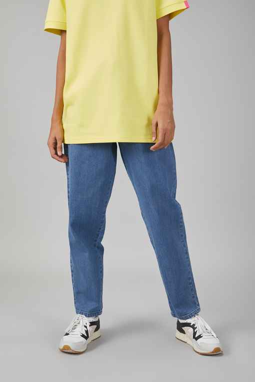 mom fashion jeans