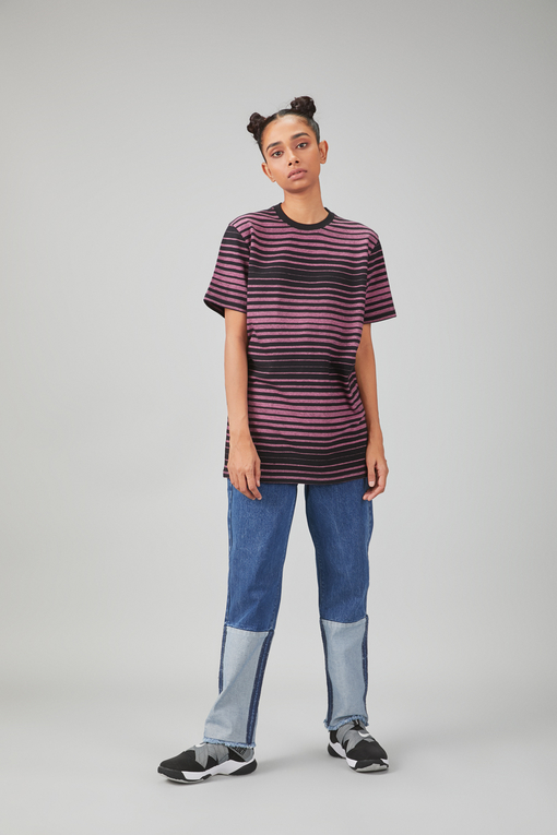 cut and sew jeans