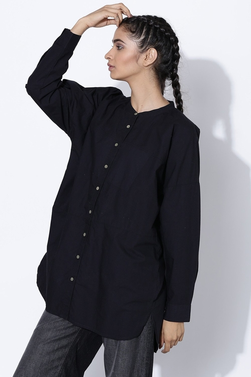 cut & sew shirt