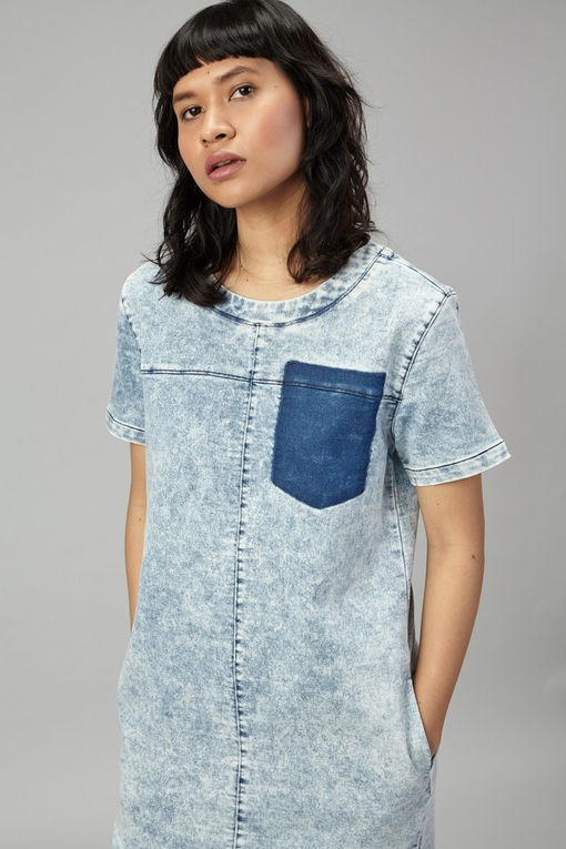 my denim dress