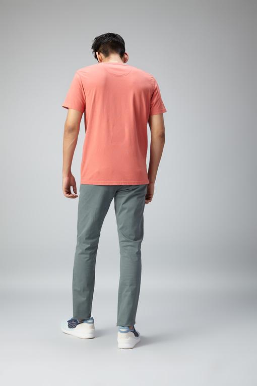 slim khakis