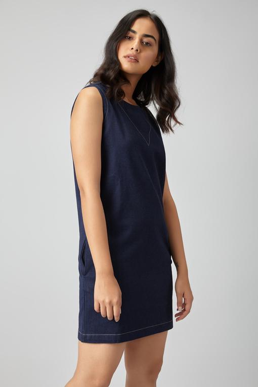 my denim dress