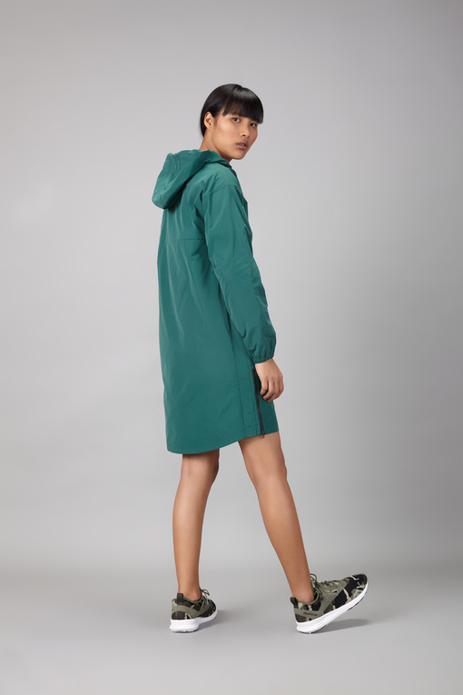 anorak dress