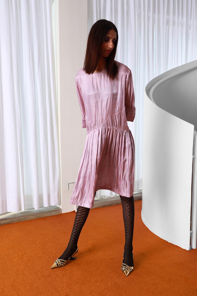 cross over dress