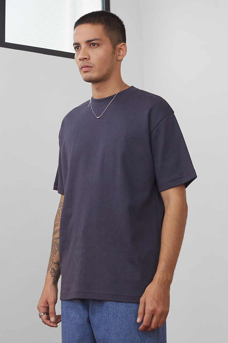 moire tee