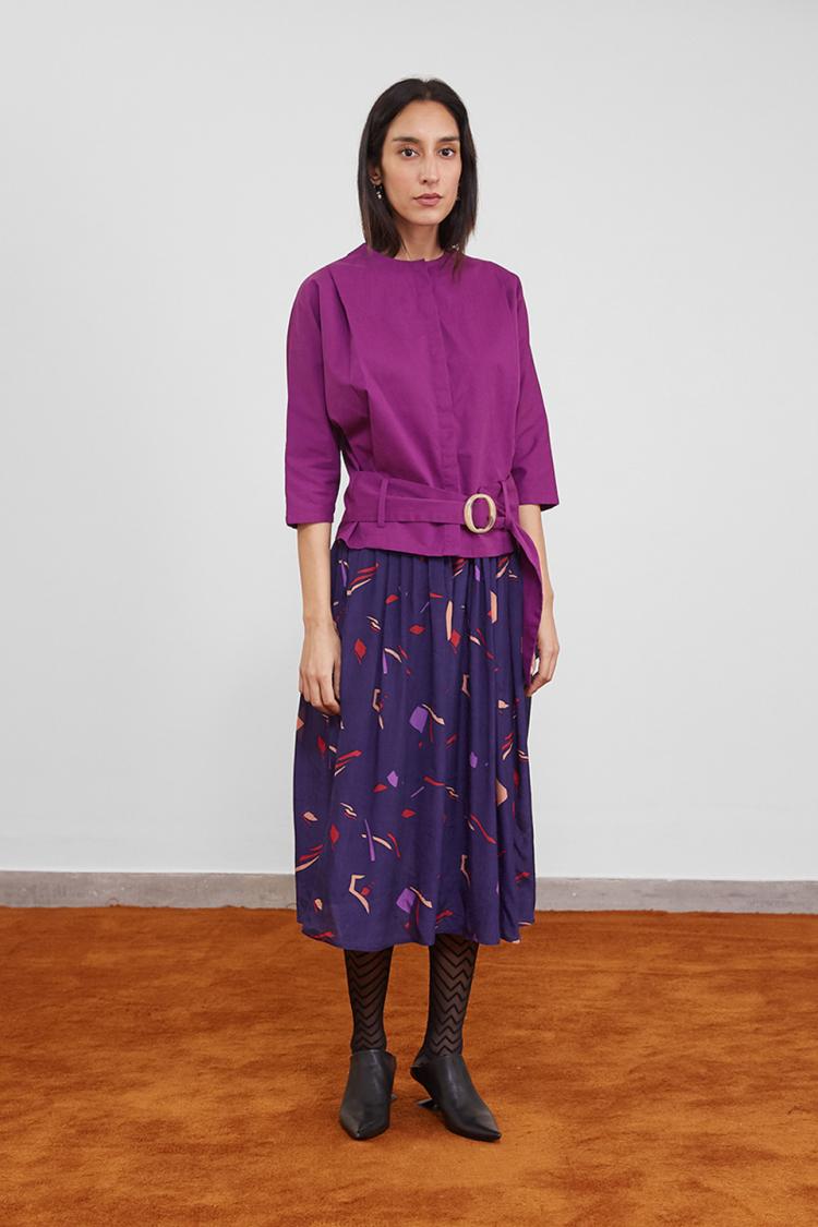 baccarat blouse