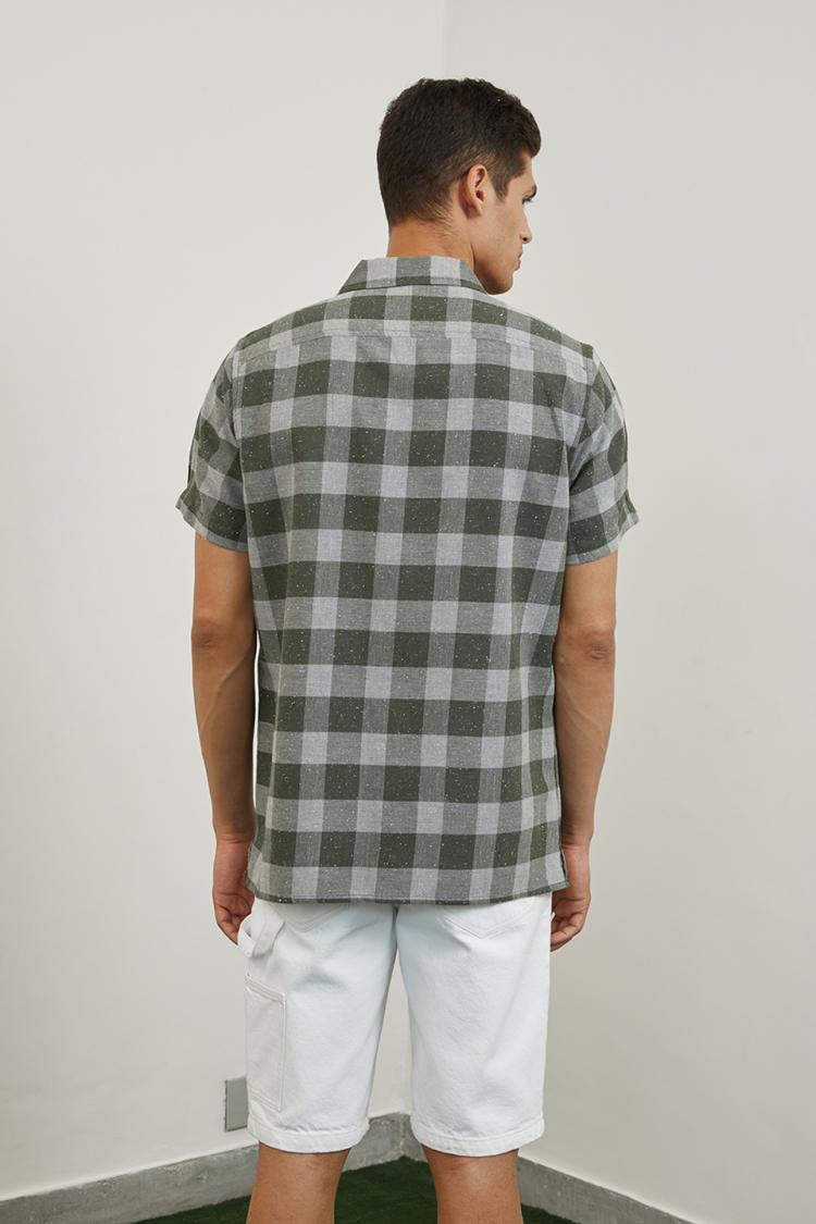 matt shirt