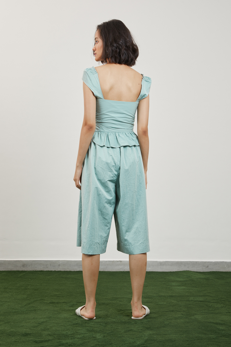 mermaid culottes