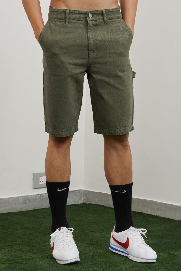 paperboy shorts