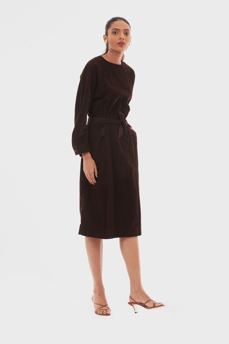 lumber dress
