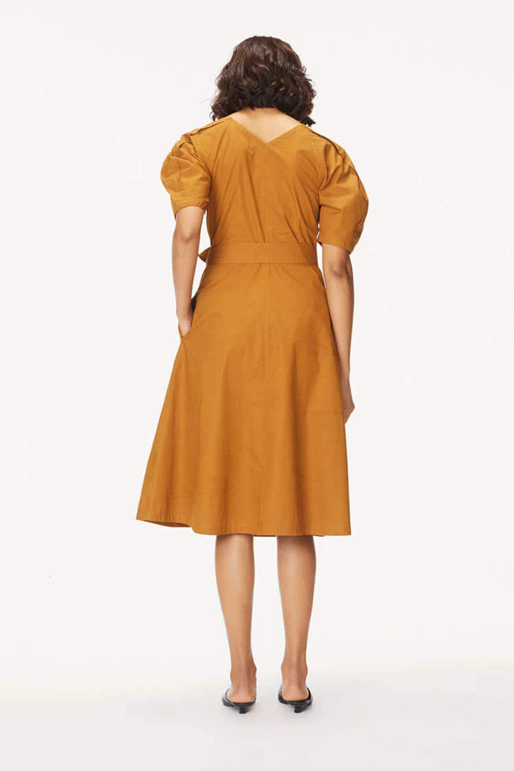 ms. jones midi dress